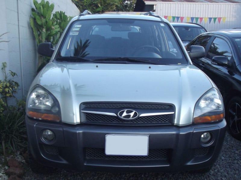 Hyundai Tucson 4x4 A/T 2009