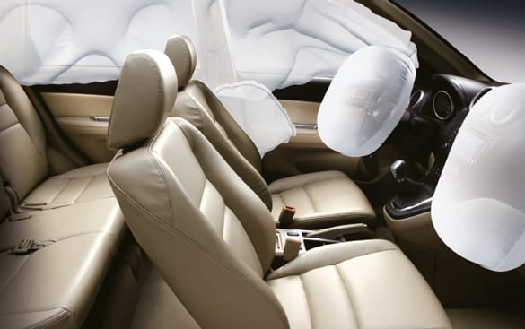 Great Wall H6 Airbags