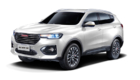 Haval All New H6 Blanco