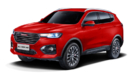 Haval All New H6 Color Rojo